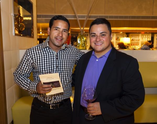 Jose Perez, Luis Castro Photo
