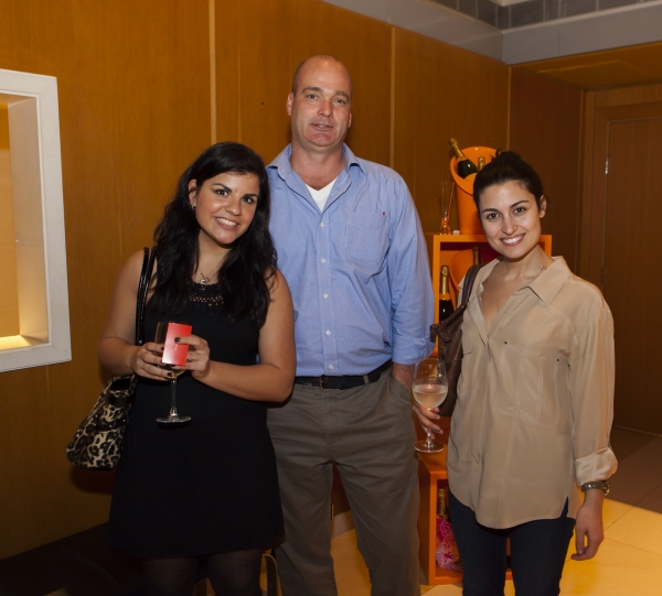 Photo Flash: Conrad Miami's THREE FACES OF MIAMI 3rd Annual Art Unveiling