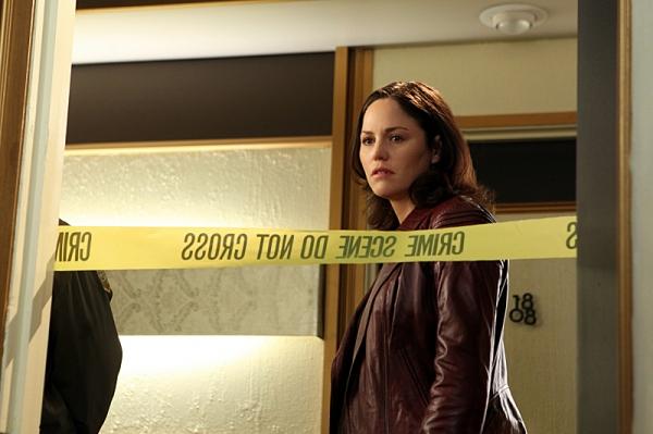 Jorja Fox at CSI's 'Forget Me Not'
