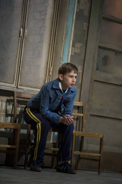 Billy Elliot (Tade Biesinger)