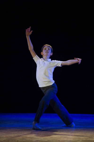 Billy Elliot (Tade Biesinger)