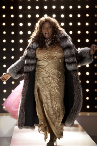 Photo Flash: First Look at GLEE's 'Diva Week' Epiosde