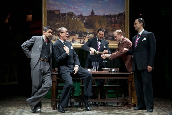 Anthony Barclay, Peter Land, Robert Meadmore, Stuart Matthew Price, Jack Rebaldi