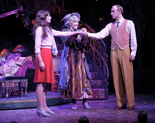 Nina Treharne, Betty Buckley, Stuart Matthew Price