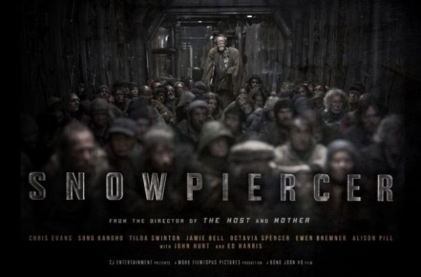 Photo Flash: First Look - Poster Art for Sci-Fi Thriller SNOWPIERCER
