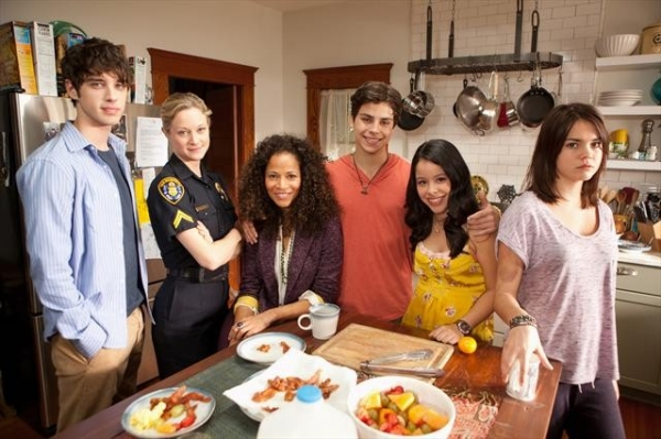 Photo Flash: First Look at ABC Family's New Series THE FOSTERS