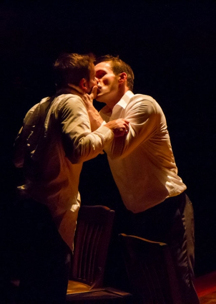 Photo Flash: First Look at Alex Mills, Jefferson Farber and More in SHAKESPEARE'S R&J at Signature Theatre