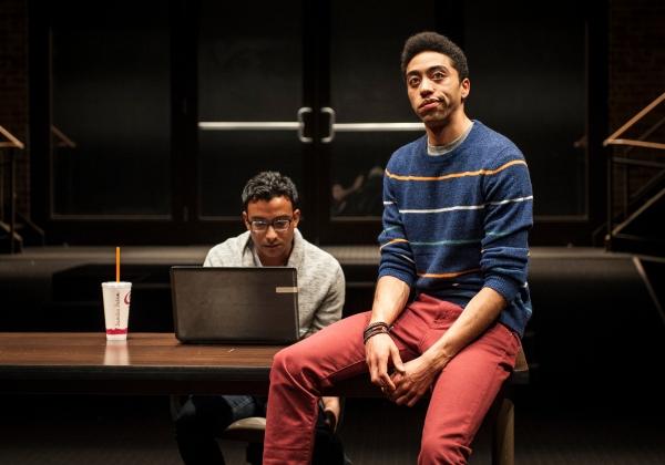 Photo Flash: First Look at Goodman Theatre's TEDDY FERRARA World Premiere