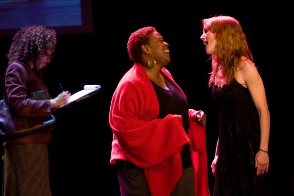 Capathia Jenkins, Alicia Witt and Company