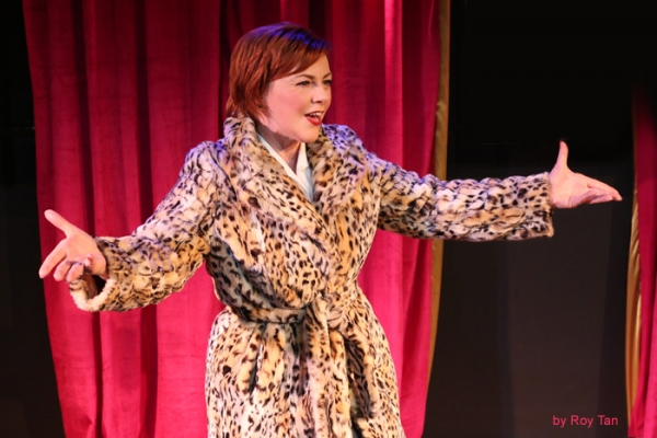 Photo Flash: First Look at Sophie-Louise Dann and More in Jermyn Street Theatre's GAY'S THE WORD