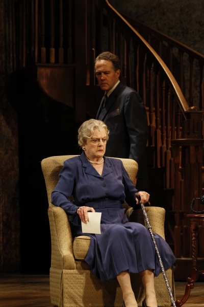Photo Flash: First Look at Angela Lansbury, James Earl Jones and Boyd Gaines in DRIVING MISS DAISY Australian Tour!