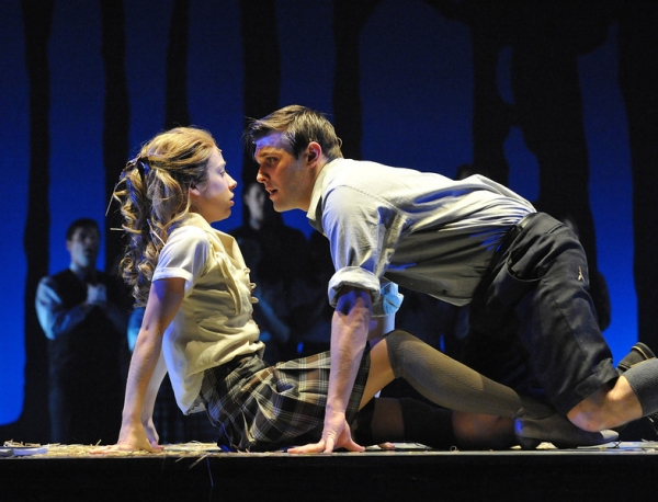 Photo Flash: First Look at Olney Theatre Center's SPRING AWAKENING