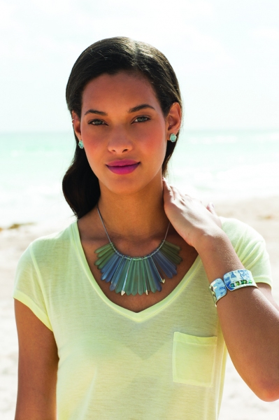 Photo Flash: Belk Fashion Spring 2013: PRETTY WOMAN