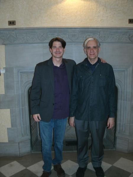 Christian Gray and Jim McCance