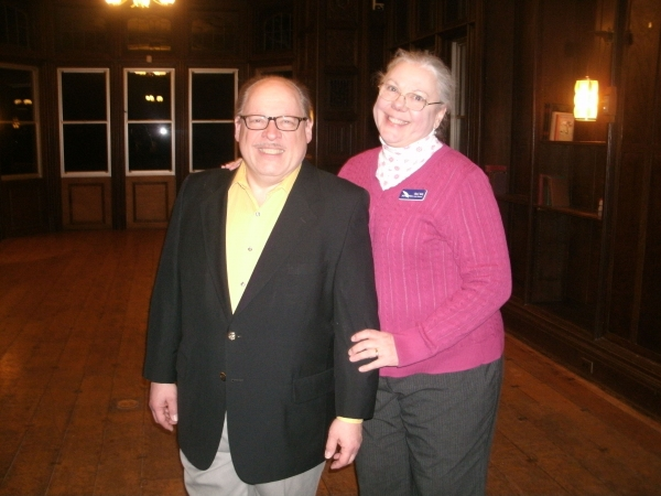 David Rice and Alison C. Vesely