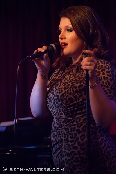 Photo Flash: Frank Wildhorn's FRANK & FRIENDS Returns to Birdland With Jane Monheit, Melissa van der Schyff and Tituss Burgess