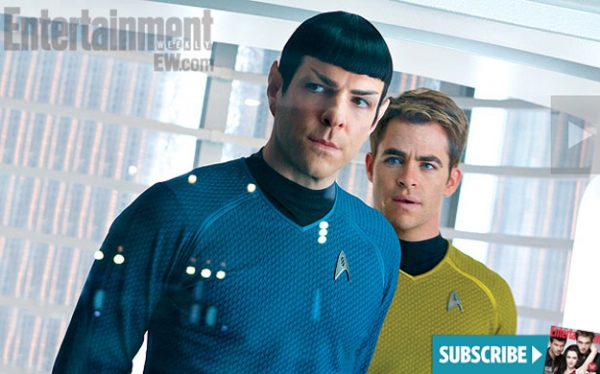 Photo Flash: First Look - 5 New Images from STAR TREK: INTO DARKNESS