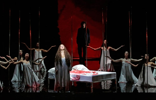 Photo Flash: First Look at Jonas Kaufmann and More in Wagner's PARSIFAL at the Metropolitan Opera