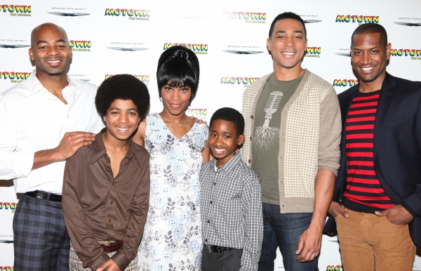 FREEZE FRAME: Meet The Cast of MOTOWN: THE MUSICAL!