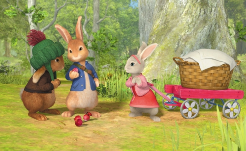 Nickelodeon to Premiere New PETER RABBIT Series, 2/19