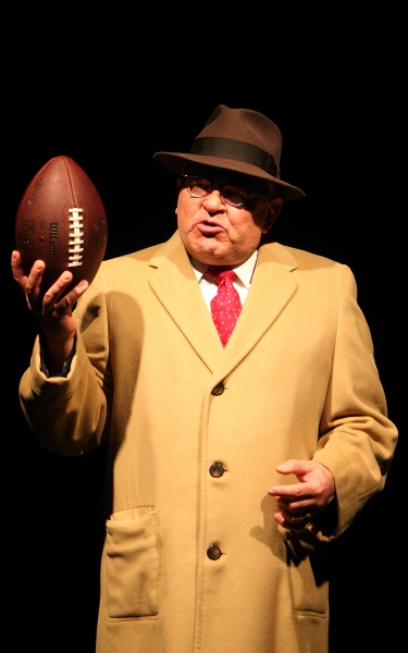 Edward Furs as Vince Lombardi