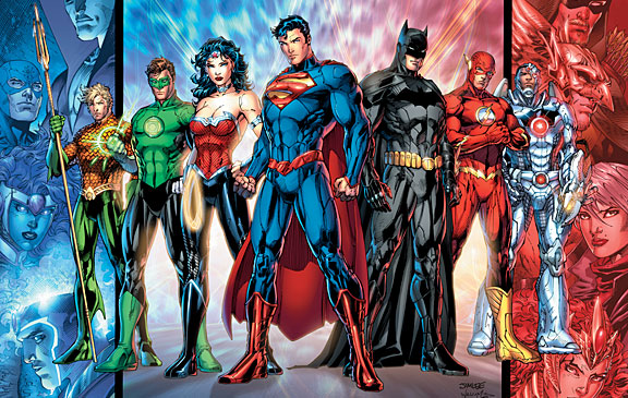 JUSTICE LEAGUE Destined for Massive Rewrite?