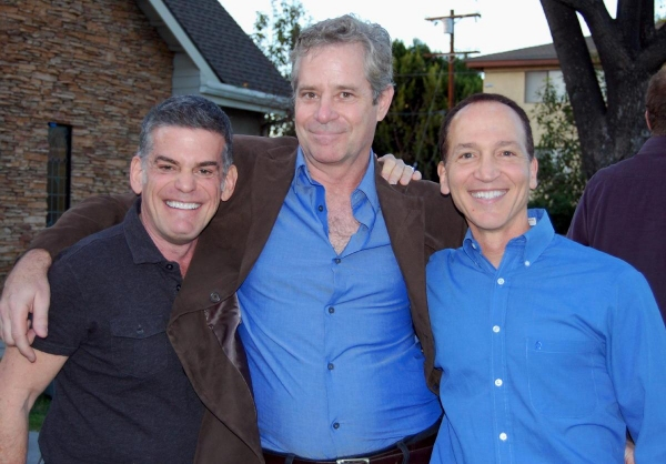 Randy Brenner, Robert Yacko and Lloyd Cooper