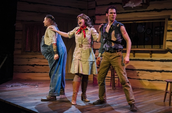 Photo Flash: First Look at Omaha Community Playhouse's EVIL DEAD: THE MUSICAL