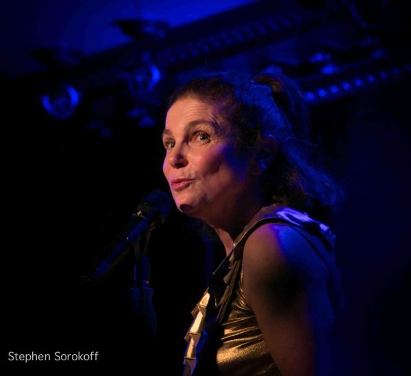 Photo Coverage: Tovah Feldshuh Brings ON, OFF & NOW UNDER BROADWAY!  to 54 Below
