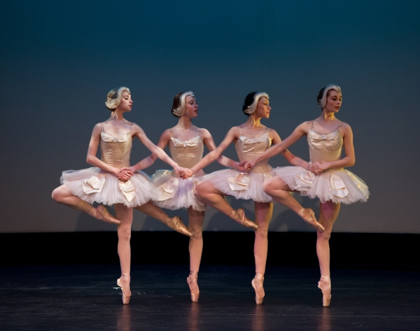 Photo Flash: First Look at Brooklyn Center's THE BEAUTY OF BALLET