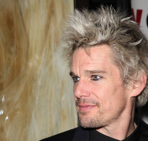 Ethan Hawke at Inside CLIVE's Opening Night with Ethan Hawke & More!