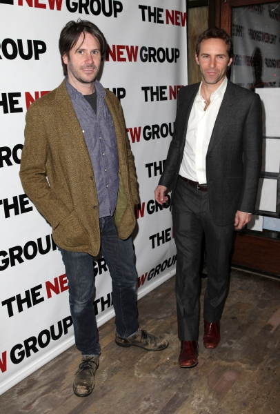 Josh Hamilton & Alessandro Nivola at Inside CLIVE's Opening Night with Ethan Hawke & More!
