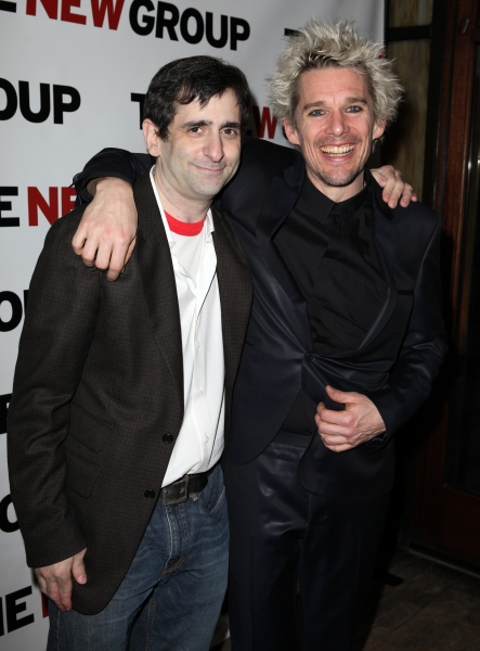Jonathan Marc Sherman & Ethan Hawke