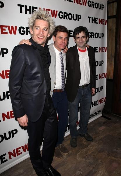 Ethan Hawke, Aaron Krohn & Jonathan Marc Sherman