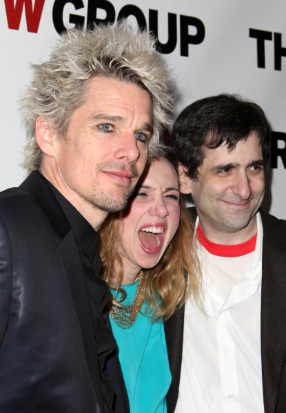 Photo Coverage: Inside CLIVE's Opening Night with Ethan Hawke & More!