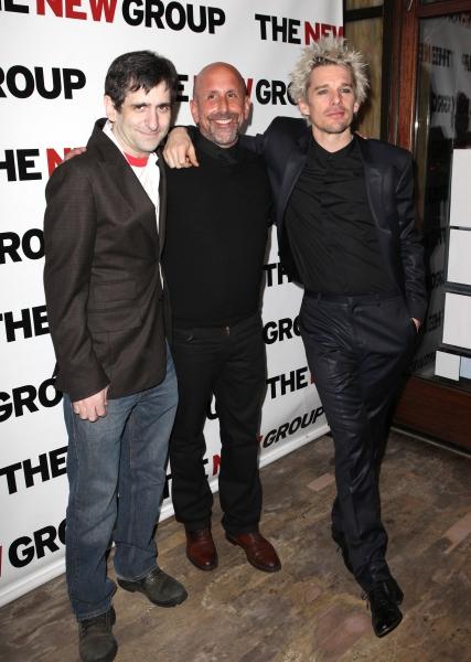 Jonathan Marc Sherman, Scott Elliott & Ethan Hawke