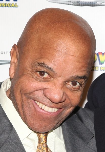 Berry Gordy at Inside MOTOWN's Cast Meet & Greet!