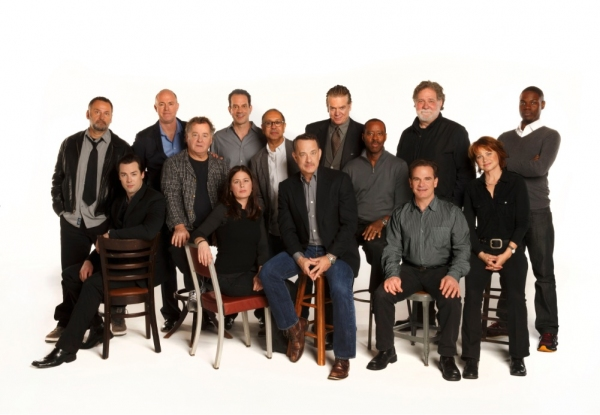 Photo Flash: Meet the Cast of Tom Hanks-Led LUCKY GUY!