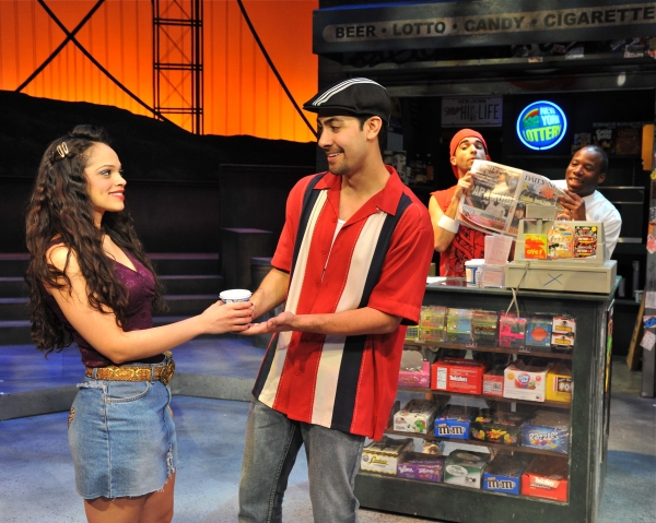 Photo Flash: First Look at Perry Young, Arielle Jacobs, and More in Westchester Broadway Theatre's IN THE HEIGHTS