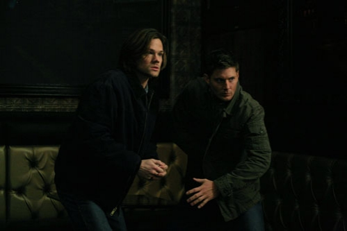 Photo Flash: SUPERNATURAL's 'Man's Best Friend with Benefits'