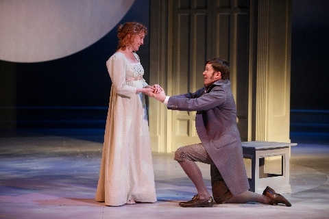 Photo Flash: New Images from The Rep's SENSE AND SENSIBILITY
