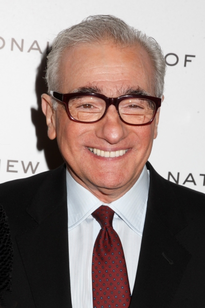 Martin Scorsese at Martin Scorsese to Serve as Executive Producer on Luc Besson's MALAVITA