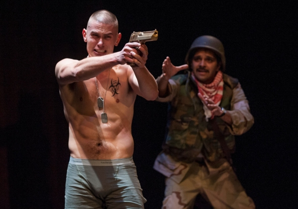 Photos: First Look at Troy West and More in Lookingglass Theatre's BENGAL TIGER AT THE BAGHDAD ZOO