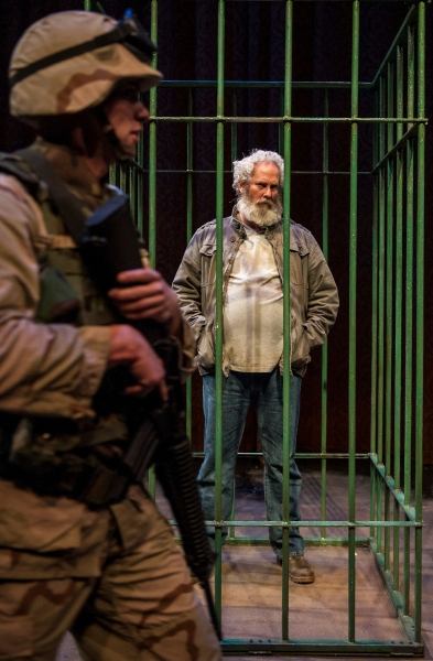 Photo Flash: First Look at Troy West and More in Lookingglass Theatre's BENGAL TIGER AT THE BAGHDAD ZOO