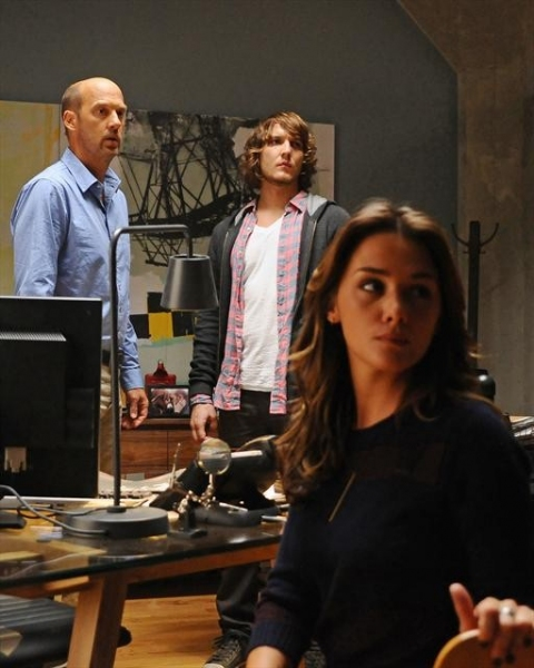ANTHONY EDWARDS, SCOTT MICHAEL FOSTER, ADDISON TIMLIN
