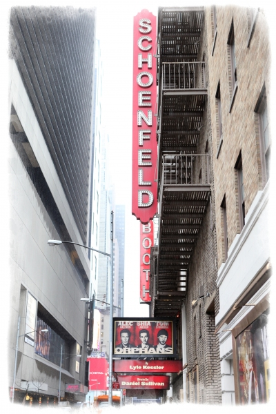 Up On The Marquee: ORPHANS