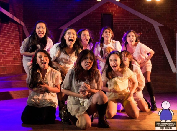 Photo Flash: First Look at THEY'RE PLAYING OUR SONG, SPRING AWAKENING