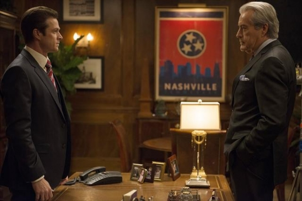 ERIC CLOSE, POWERS BOOTHE