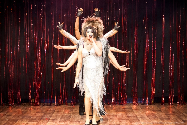 Photo Flash: First Look at DRAG DIVAS, Coming to Green Carnation Cabaret, April-May 2013