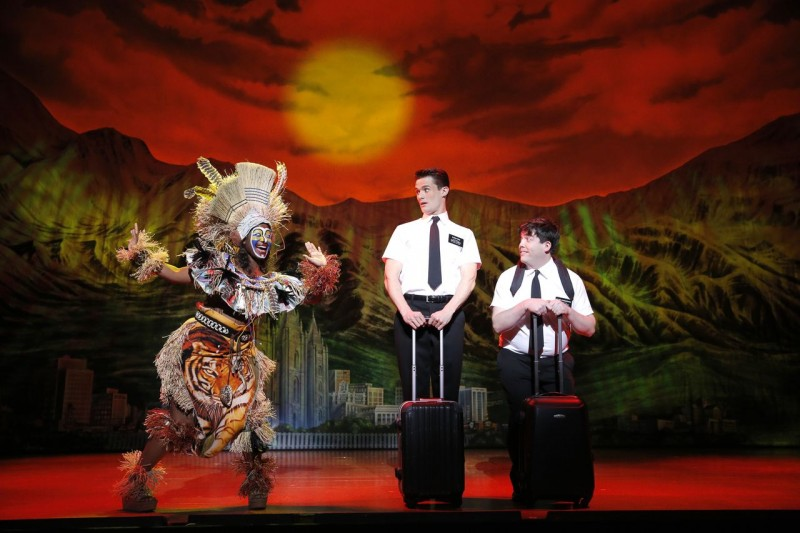 CHICAGO, THE BOOK OF MORMON, GHOST and More Set for Broward Center's 2013-14 Broadway Season